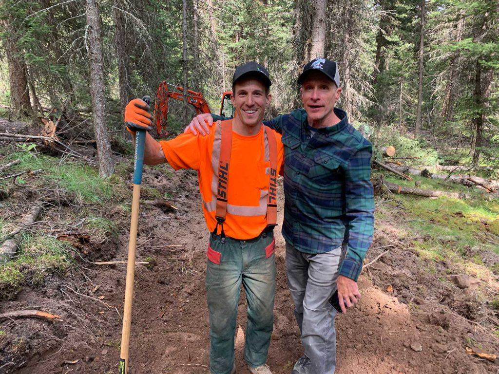 James Doerfling And Steve Law